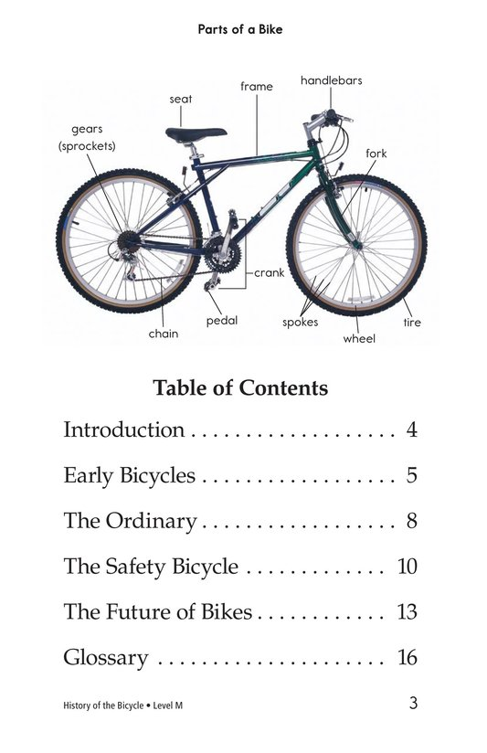 Book Preview For History of the Bicycle Page 3