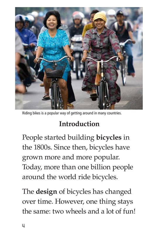 Book Preview For History of the Bicycle Page 4
