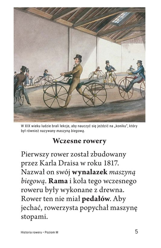 Book Preview For History of the Bicycle Page 5