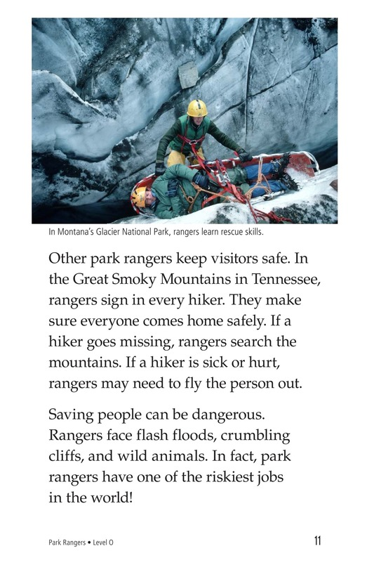 Book Preview For Park Rangers Page 11