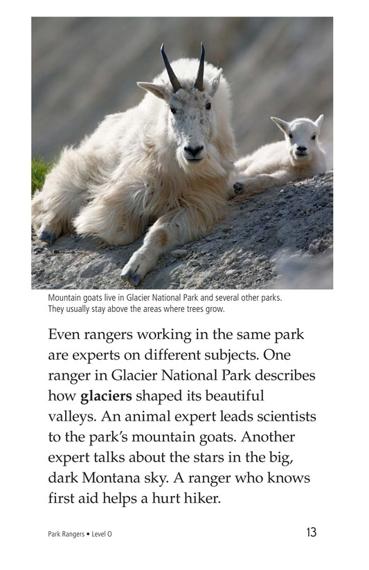 Book Preview For Park Rangers Page 13