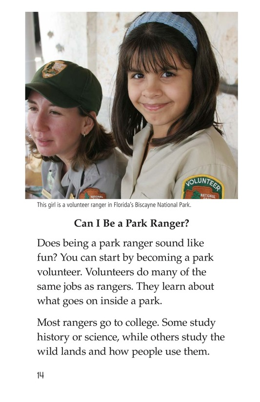 Book Preview For Park Rangers Page 14