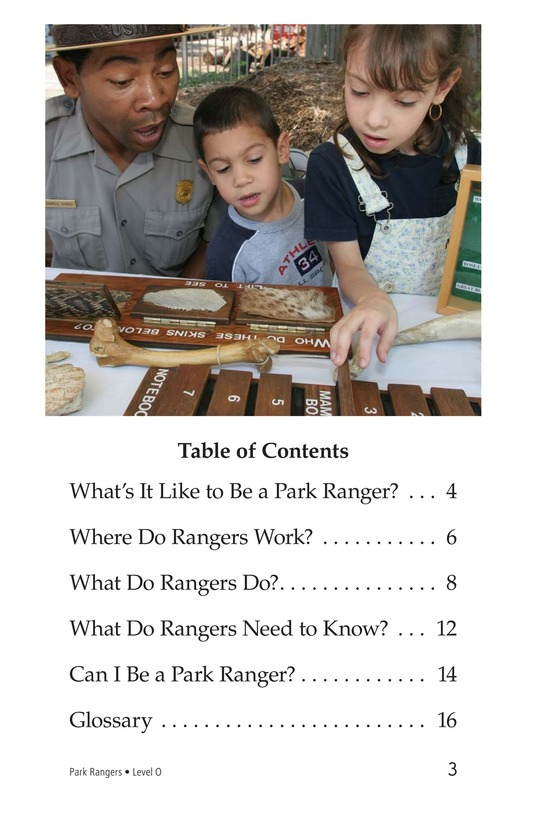 Book Preview For Park Rangers Page 3