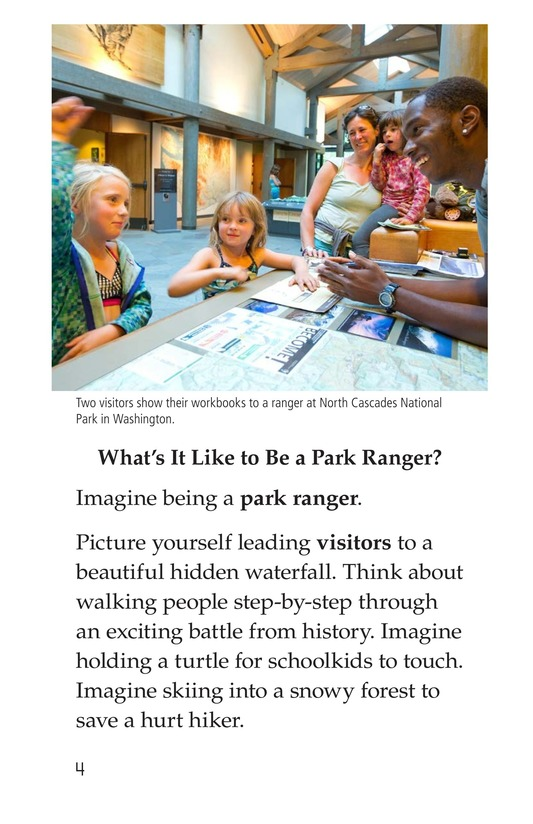 Book Preview For Park Rangers Page 4