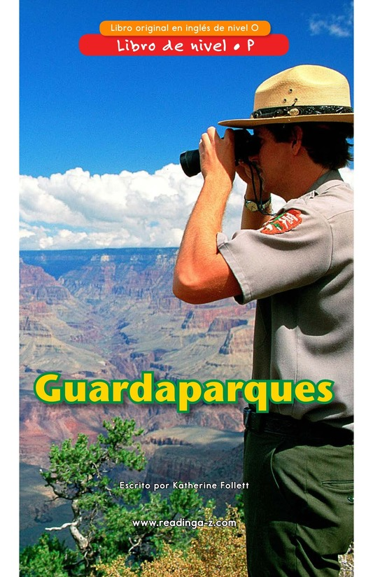 Book Preview For Park Rangers Page 1