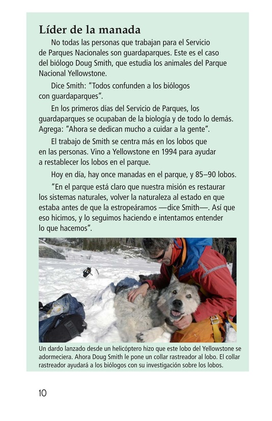 Book Preview For Park Rangers Page 10