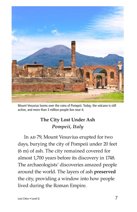 Book Preview For Lost Cities Page 7