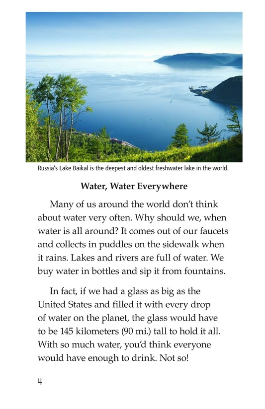 Book Preview For What Is Water Worth? Page 4