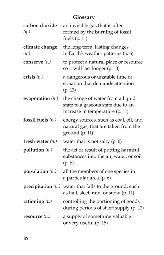 Book Preview For What Is Water Worth? Page 16