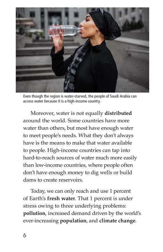 Book Preview For What Is Water Worth? Page 6