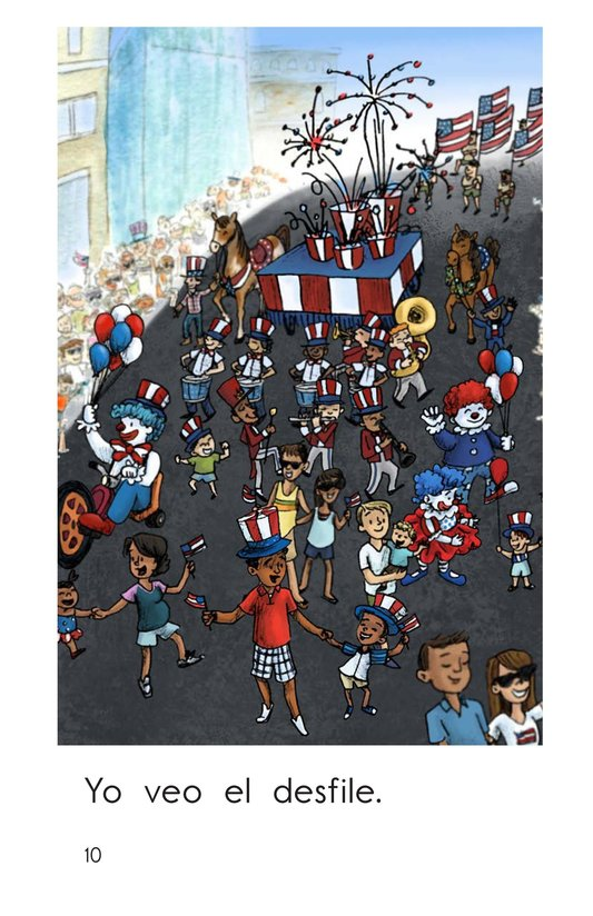 Book Preview For The Parade Page 10