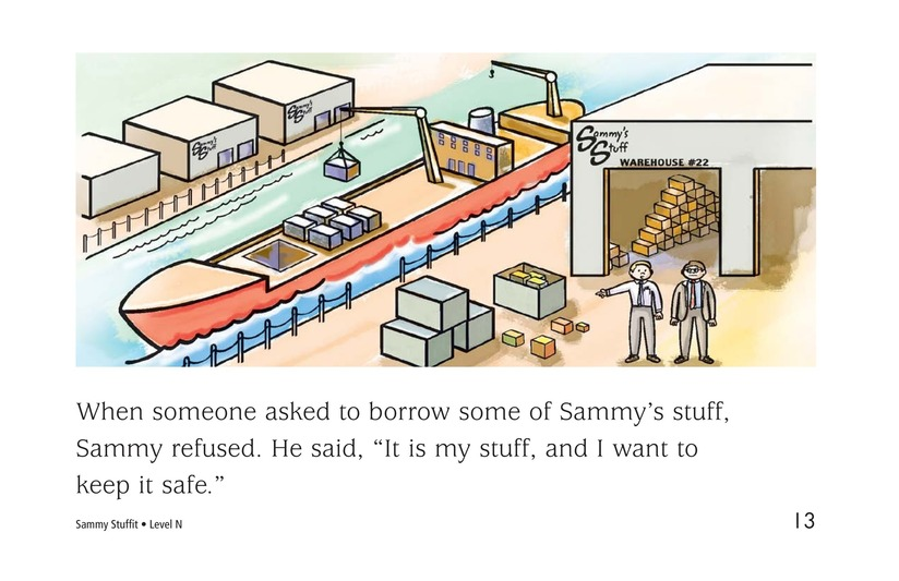 Book Preview For Sammy Stuffit Page 13