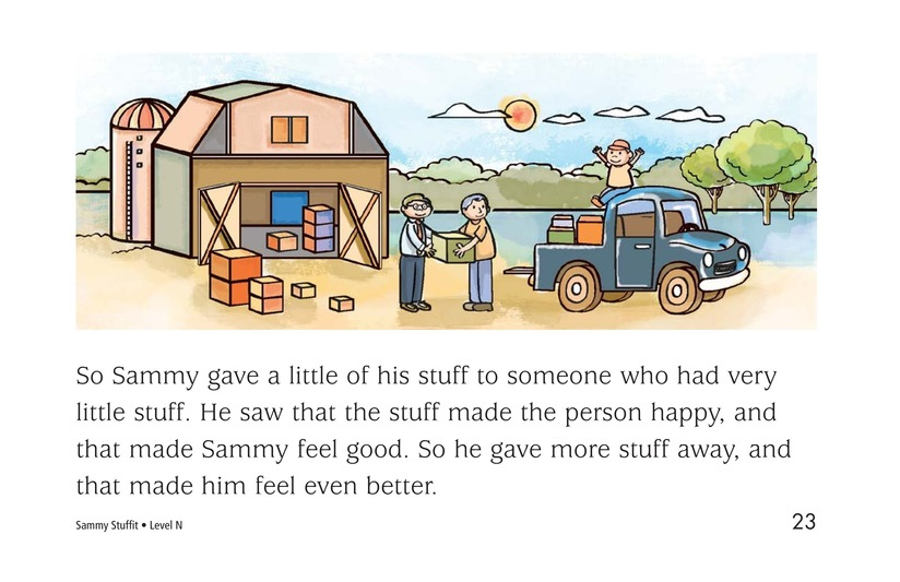 Book Preview For Sammy Stuffit Page 23