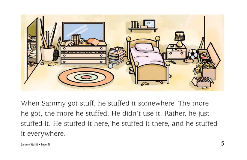 Book Preview For Sammy Stuffit Page 5