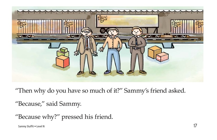 Book Preview For Sammy Stuffit Page 17