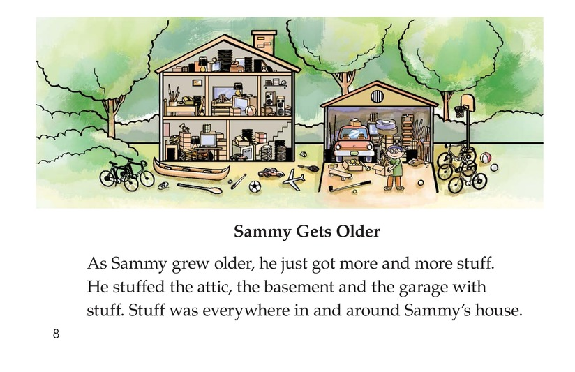 Book Preview For Sammy Stuffit Page 8