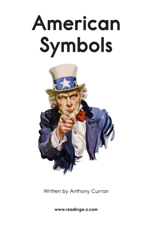Book Preview For American Symbols Page 2