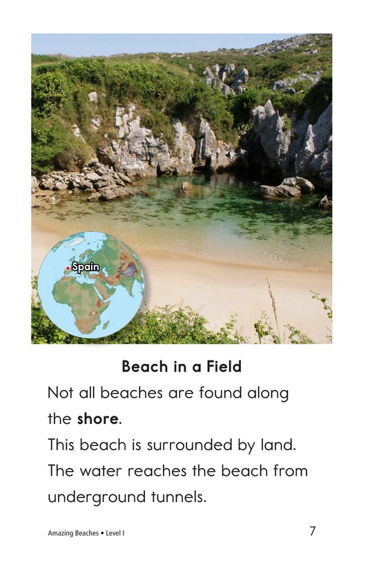 Book Preview For Amazing Beaches Page 7
