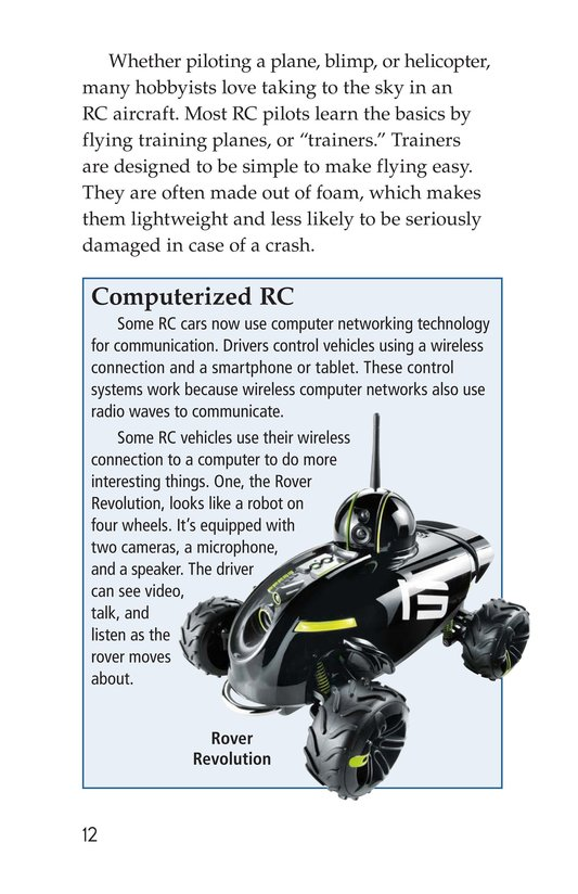 Book Preview For Fun by Remote Control Page 12