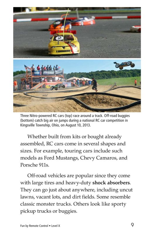 Book Preview For Fun by Remote Control Page 9