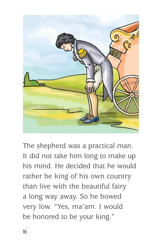 Book Preview For The Shepherd and the Fairy Page 16