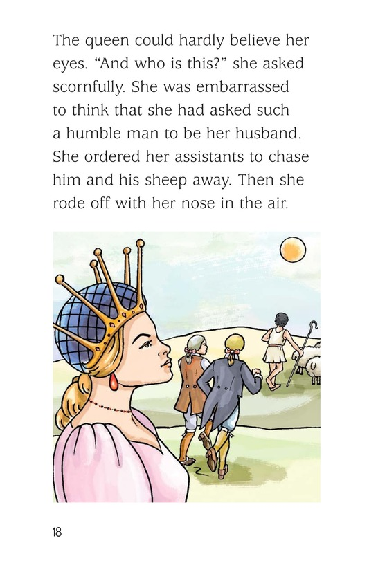 Book Preview For The Shepherd and the Fairy Page 18
