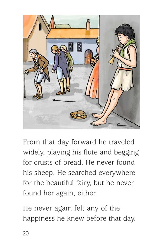 Book Preview For The Shepherd and the Fairy Page 20