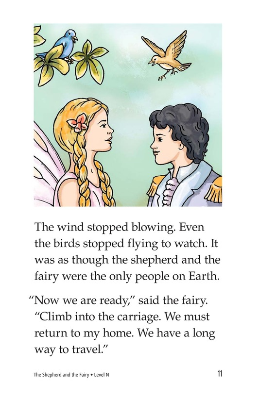 Book Preview For The Shepherd and the Fairy Page 11
