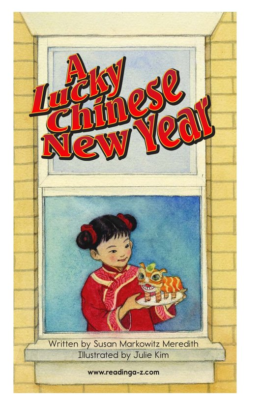 Book Preview For A Lucky Chinese New Year Page 2