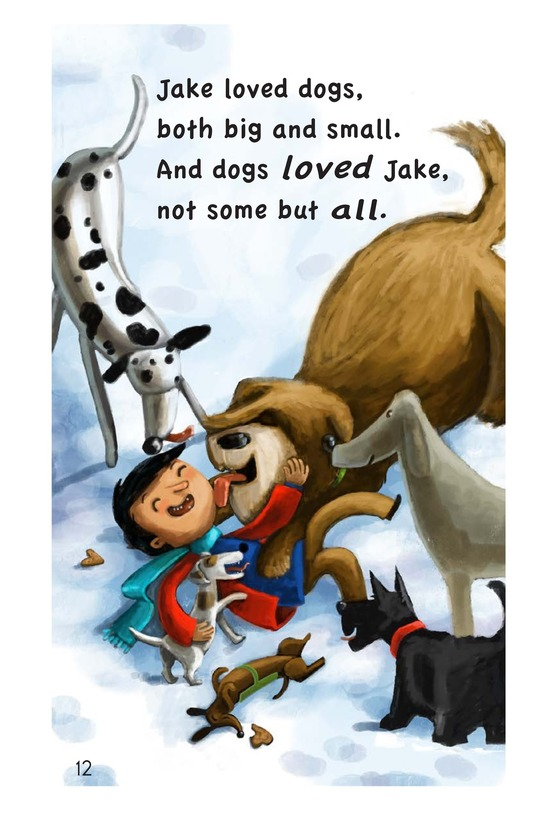 Book Preview For Jake's Valentine Treats Page 12
