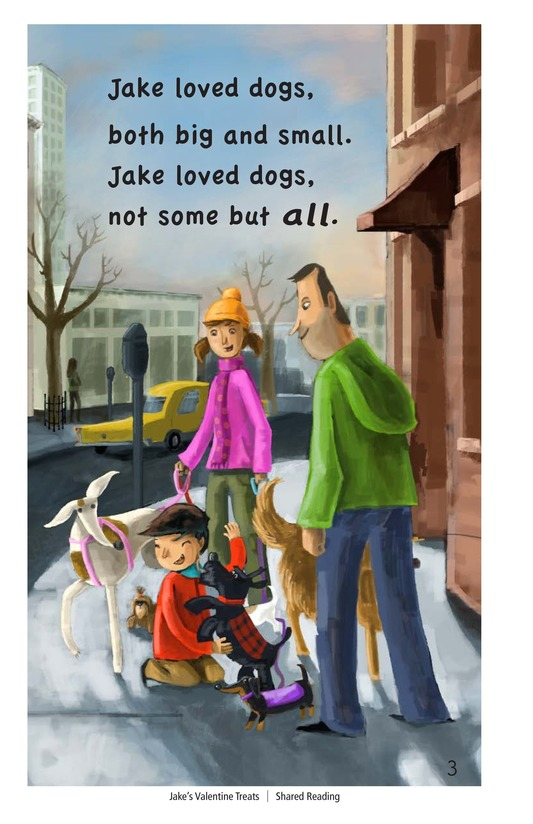 Book Preview For Jake's Valentine Treats Page 3