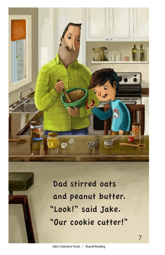 Book Preview For Jake's Valentine Treats Page 7