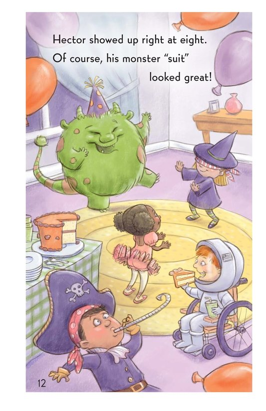 Book Preview For Hector's Halloween Page 12