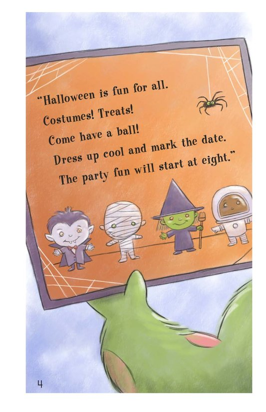 Book Preview For Hector's Halloween Page 4