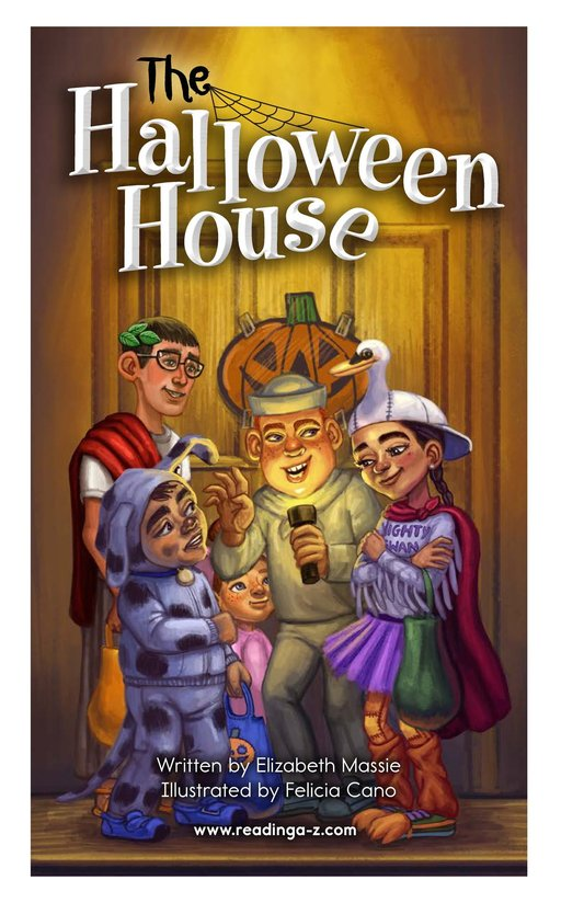 Book Preview For The Halloween House Page 2