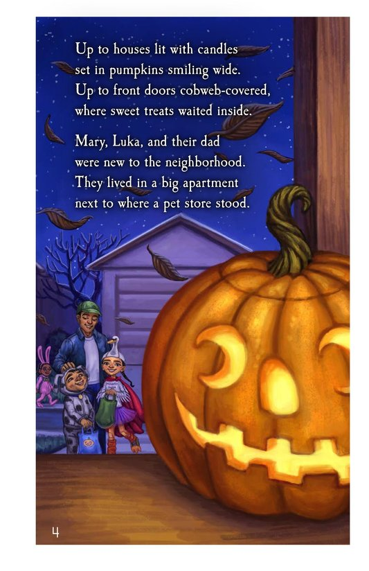 Book Preview For The Halloween House Page 4