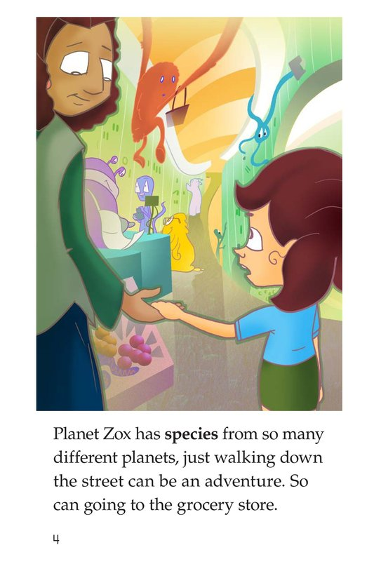 Book Preview For New Planet, New School Page 4