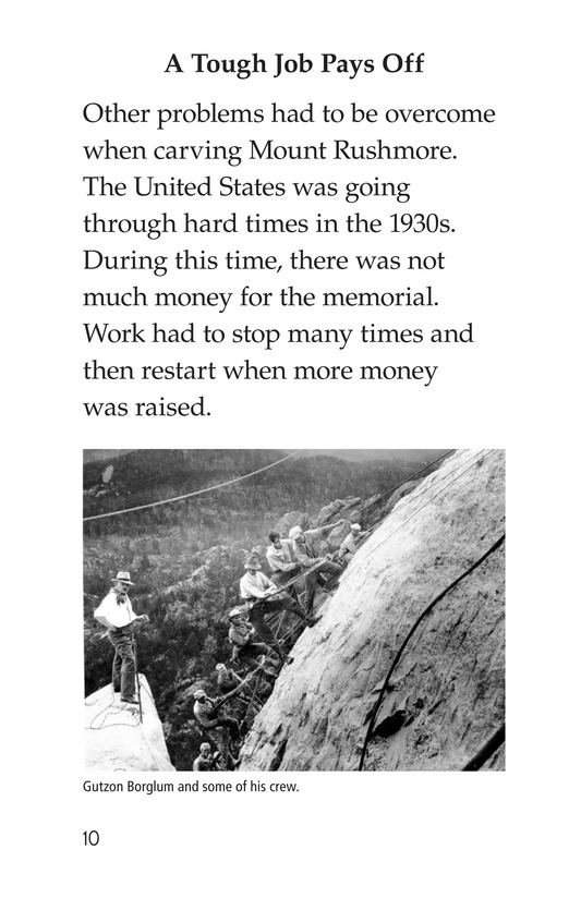 Book Preview For Mount Rushmore Page 10