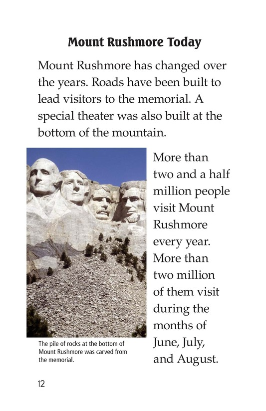 Book Preview For Mount Rushmore Page 12