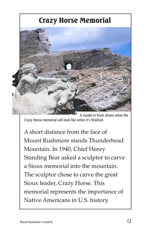 Book Preview For Mount Rushmore Page 13