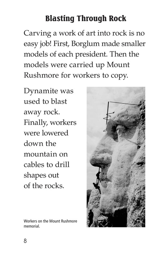 Book Preview For Mount Rushmore Page 8