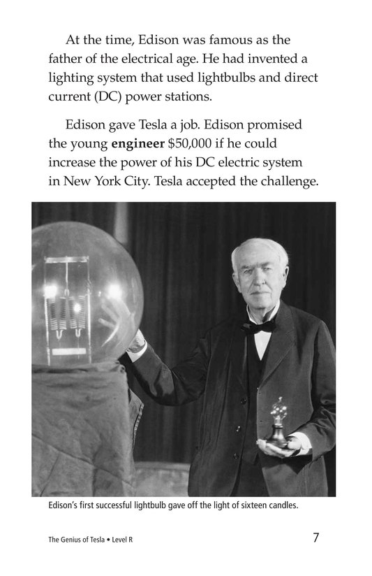 Book Preview For The Genius of Tesla Page 7