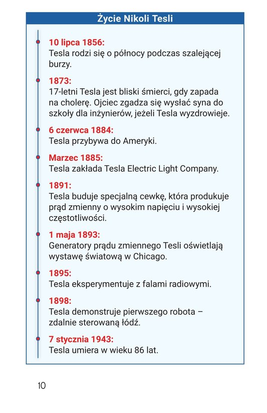 Book Preview For The Genius of Tesla Page 10