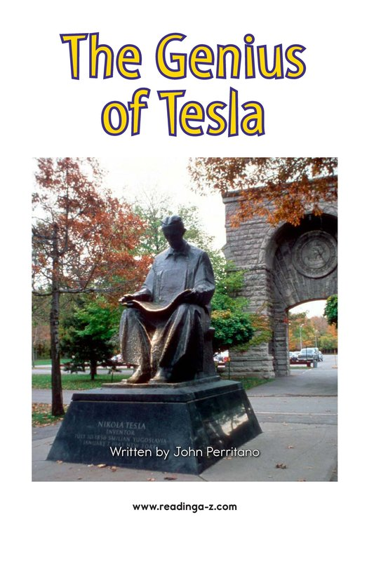 Book Preview For The Genius of Tesla Page 2
