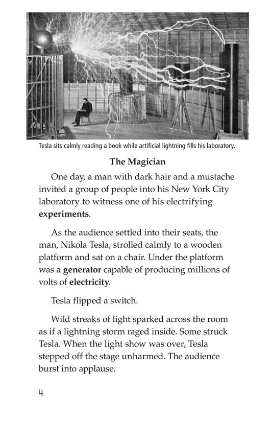 Book Preview For The Genius of Tesla Page 4