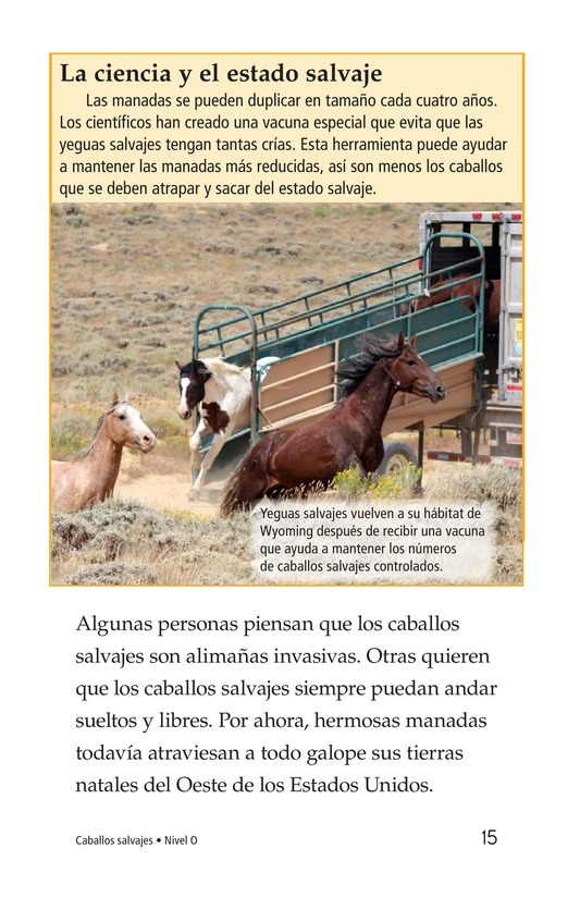 Book Preview For Wild Horses Page 15