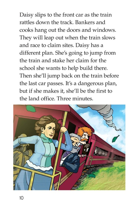 Book Preview For The Great Land Run Page 10
