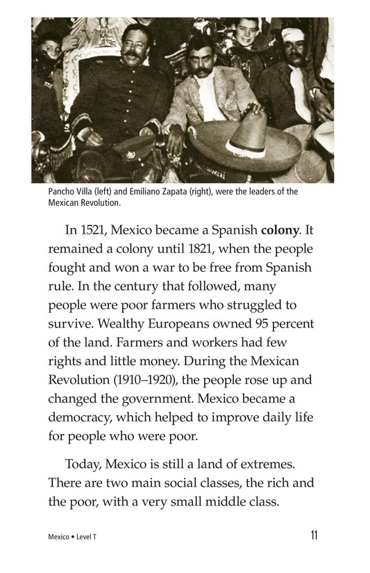 Book Preview For Mexico Page 11