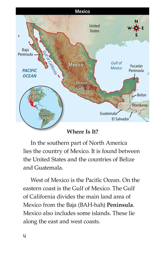 Book Preview For Mexico Page 4