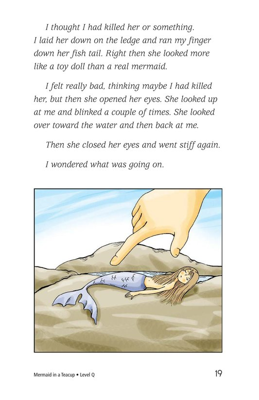 Book Preview For Mermaid in a Teacup Page 19